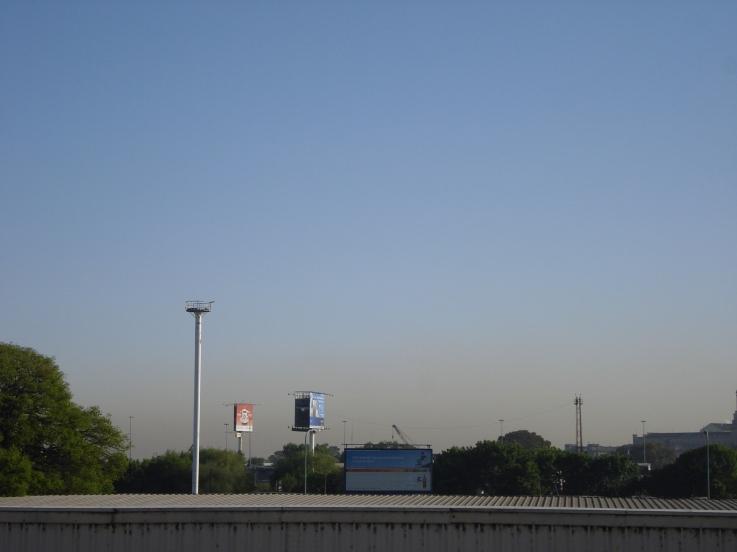 El aire de Buenos Aires es puro muy por encima de donde la gente lo puede respirar.