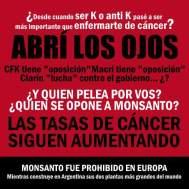 Monsanto NO