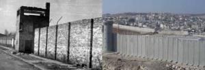 Muros similares, siglo diferente, gente que no aprende.