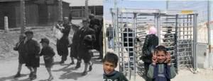 Cárcel, refugiados, huérfanos, heridos, masacres por doquier. ¿PAZ?