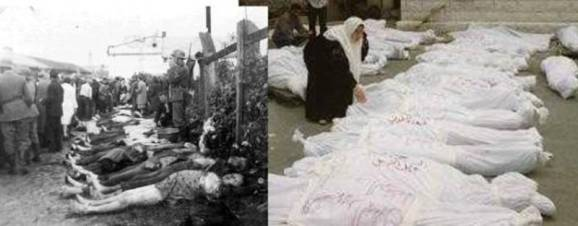 Asesinatos, torturas, muertes, desapariciones, genocidio. ¿Culpables?