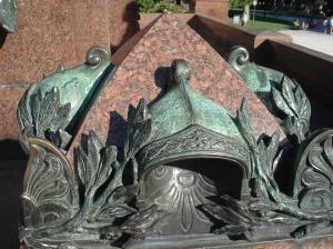 Detalles de terminación que exaltan la calidad del monumento.