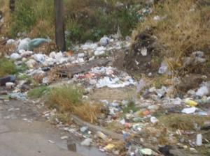 Si basura en un lugar es descuido, en muchos desidia y falta de autoridad competente. ¿Dónde están las inspecciones de rutina de los inspectores de la SPA, que ahora se convirtió en OPDS sin que en tantos meses, en este lugar central de la contaminación bonaerense nada de esto cambiase?