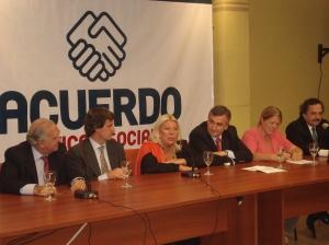 Reunión por el Acuerdo, Coalición Cívica - UCR.