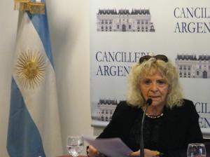 Presentada gentilmente por la Coordinadora de la Comisión de Cambio Climático y Ambiente sustentable Alcira Perlini.