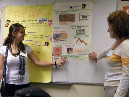 Explicaciones de las propuestar resumidas de los talleres por los expertos designados por cada grupo.