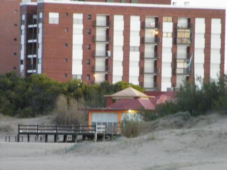 Rincones atractivos en las playas de San Clemente del Tuyú.