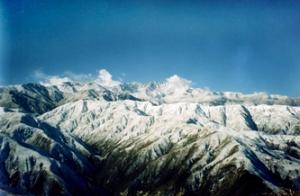 Camino del nevado de Aconquija 6