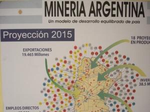 La minería actual fue pergeñada para el saqueo en beneficio de pocos, desde los altos cargos gubernamentales, y no lo cambian.