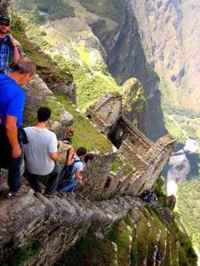 camino vertical inca