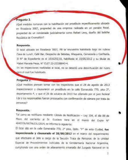 Horacio Rodríguez Larreta respondió al legislador Gustavo Vera