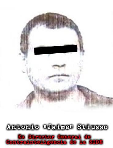 Jaime Stiusso es Director de Operaciones del Servicio de Inteligencia