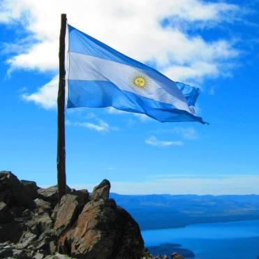 Bandera Argentina 33