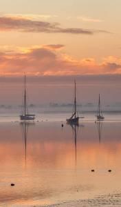 Barcos tres foto de Andrej Vilim