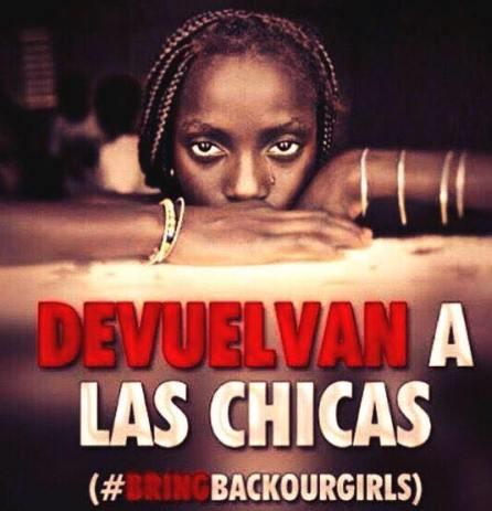 Miles de chicas desaparecidas bajo las garras de las redes de trata y prostitucón, de todos los colores y formas. www.bastadetrata.wordpress.com