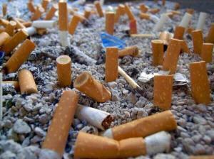 Playa de fumadores
