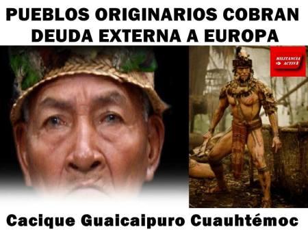 Guacaipuro Cuatemóc