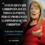 Corrupción según Stobizer