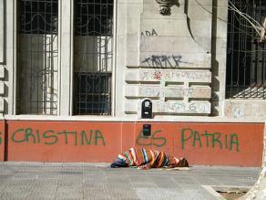 0 Cristina es patria