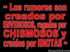 0 Rumores