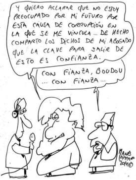 Corrupció con Fianza