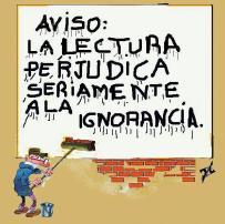 Leer permite saber