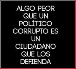 !Político Corrupto
