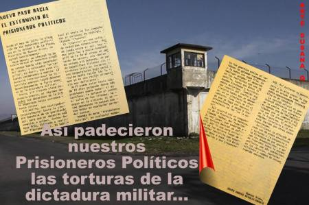 Torturas a prisioneros políticos en argentina