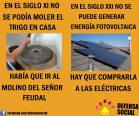 Energía Solar Interdicta