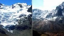 Glaciares peruanos en retroceso 2016 2