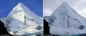 Glaciares peruanos en retroceso 2016 4