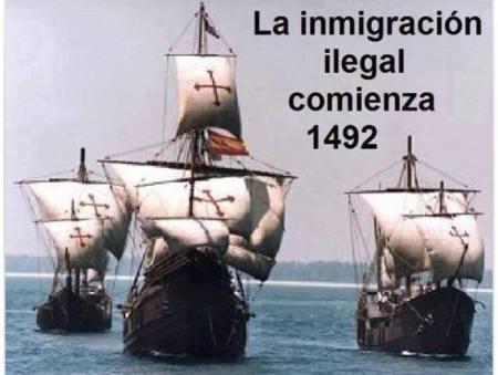 ! ! Inmigración ilegal 1942