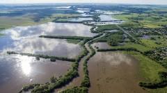 inundacion Pergamino 2017