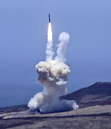 Misil USA de intercepción de misiles