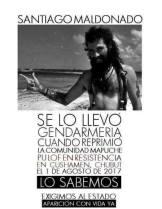 Santiago Maldonado 2
