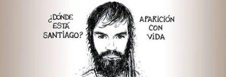 Santiago Maldonado CON VIDA
